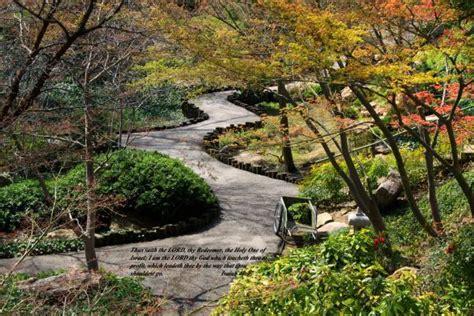 Garden Of Trail Japanese Garden Trail By Woods