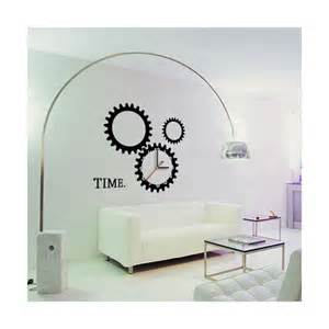 Wall Clock Stickers wall sticker clock super duvet covers