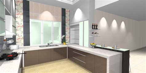 wet and dry kitchen design home design plan small kitchen design kuala lumpur cabinet malaysia ideas