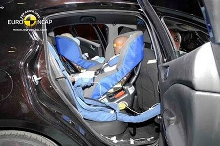 car seat cocooning in crash car baby seat tips as new uae safety laws come drive arabia