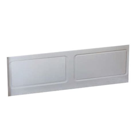 replacement for cracked decorative panel on tub skirt