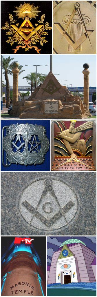 illuminati and freemason these 10 illuminati symbols bombard you everyday