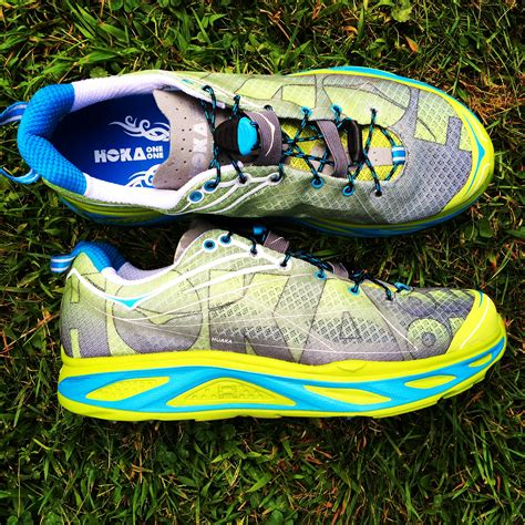 hoka running shoe reviews hoka huaka running shoe review with comparisons to the