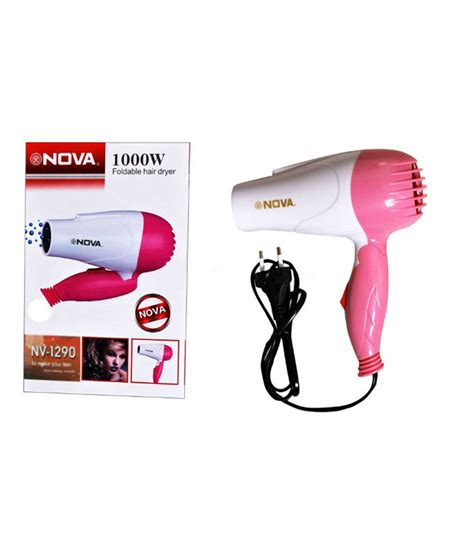 Hair Dryer Nv 1290 nv 1290 hair dryer white blue buy nv 1290 hair dryer white blue at best