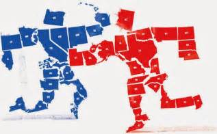republican colors republican and democrat colors www pixshark images