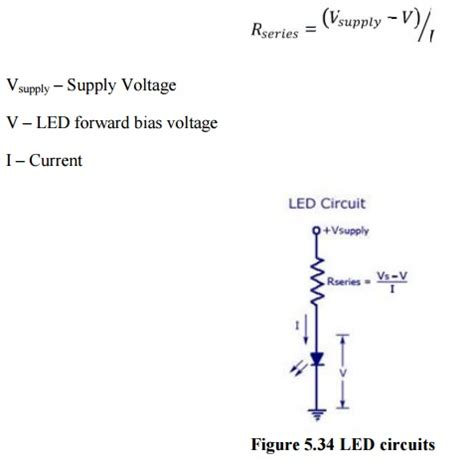 light emitting diode explanation light emitting diode led study material lecturing notes assignment reference wiki