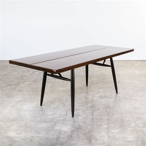 60s dining table 60s ilmari tapiovaara pirkka dining table for laukaan puu barbmama