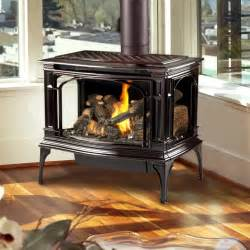 freestanding gas burning stoves gallery fireplace