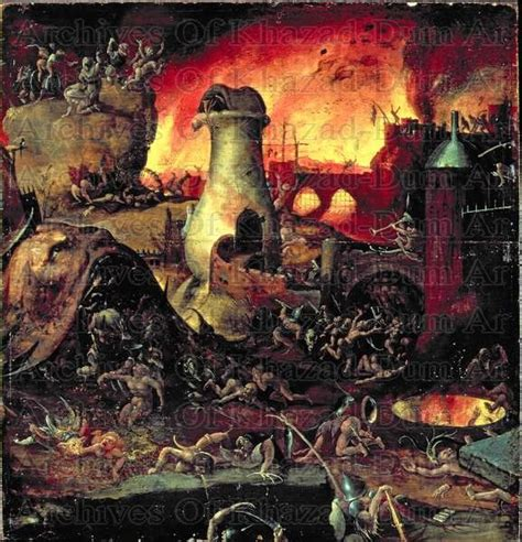hieronymus bosch painter and archives of khazad dum hieronymus bosch hell 2