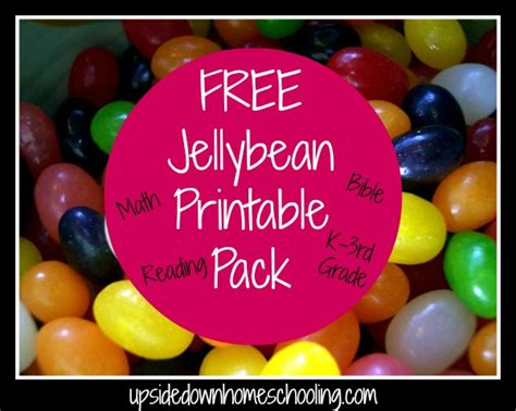 printable jelly bean name tags homeschooling with jellybeans free printables