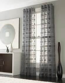 Modern Curtain Panels For Living Room » Home Design 2017
