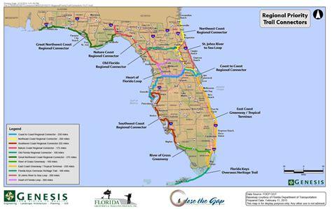 florida trail map sun trail legislation looks to connect florida s trails