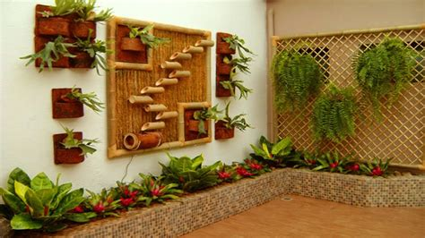 Garden Decoration With Bamboo by Fabulous Garden Decoration With Bamboo Diy Bamboo