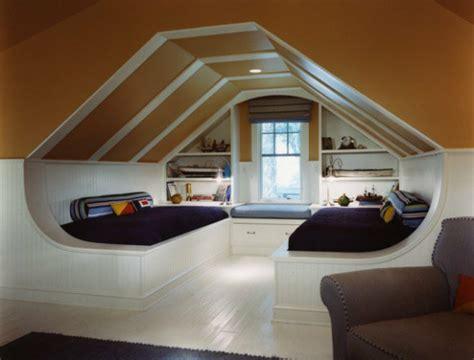 schlafzimmer im dachgeschoss  coole designs