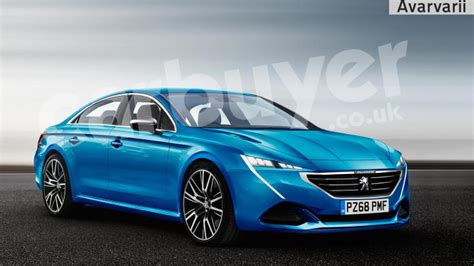 peugeot 508 new model 2017 new peugeot 508 embraces coupe styling carbuyer