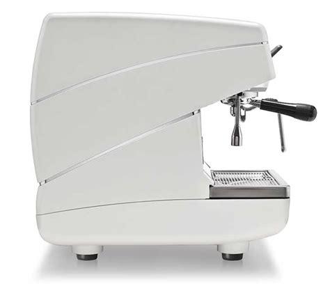 Bundling Nuova Simonelli Appia Ii S 1 Grinder nuova simonelli appia ii semiautomatic 1 ecm espresso coffee machines co