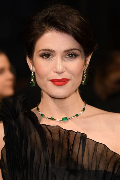 Gemma On Sabbatical by Gemma Arterton 2018 Academy Awards