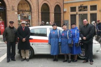 popolare dell emilia romagna cesena dalla popolare un auto alla croce rossa l attenzione per