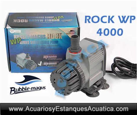 Magus Wp 6000 bombas rock wp4000 para acuarios dulce marino sump arrecife agujas skimmer