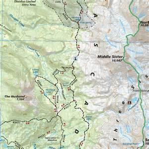 three map three wilderness trail map adventure maps