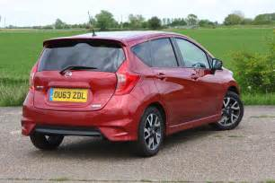 Nissan Note Nissan Note Hatchback 2013 Photos Parkers