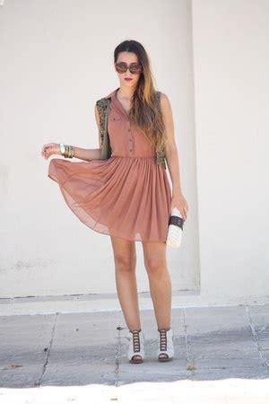 primark dresses zara vests quot terracota quot by armodi