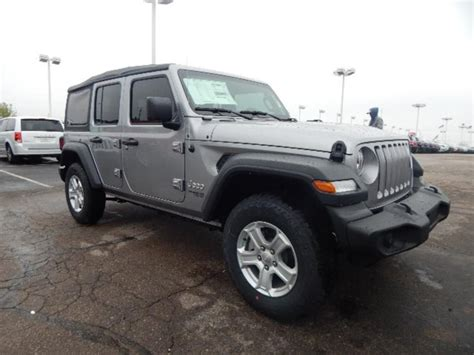 jeep unlimited 2020 2020 jeep wrangler unlimited sport s 4x4 price 2019