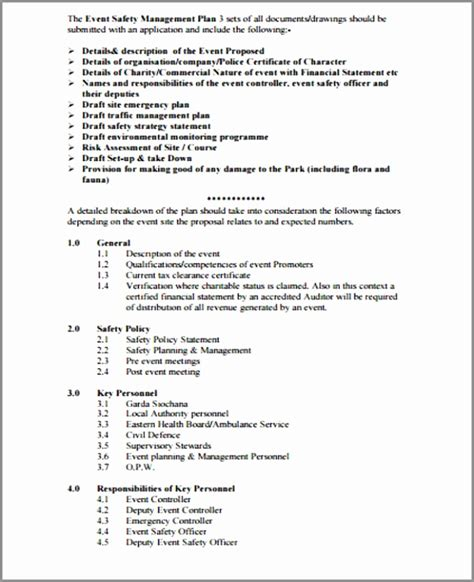 7 transport management plan template irrio templatesz234