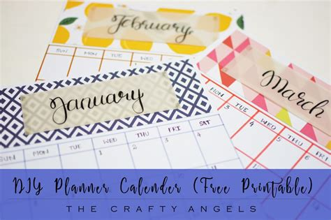 What Calendar Do They Use In India Diy Planner Calendar For 2017