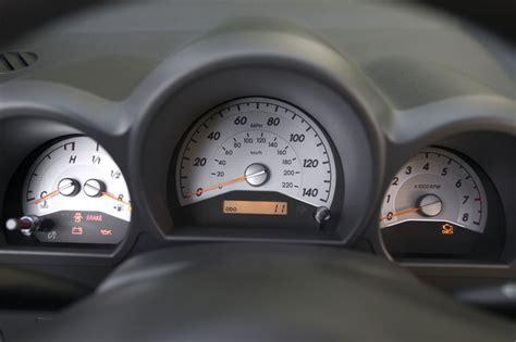scion tc gauges picture pic image