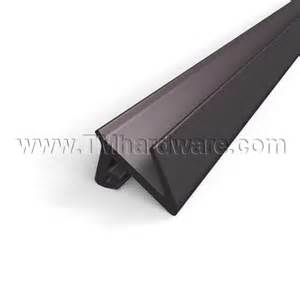 shower door weather stripping replacement polyvinyl kerf weatherstripping v shaped seal sold by www