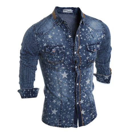 new pattern jeans for man 2016 hot sale new style men autumn and winter men shirt