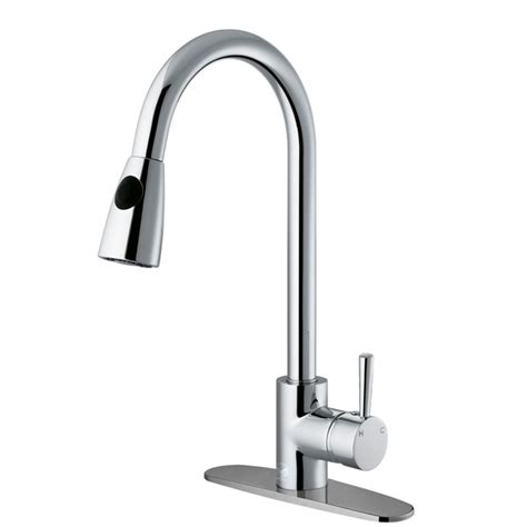 vigo chrome pull out spray kitchen faucet with soap vigo vg02005chk1 chrome kitchen faucet single handle with