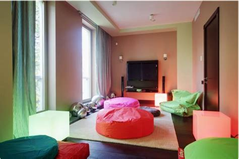 Hangout Room by 15 Modern Room Spaces Room Design Ideas