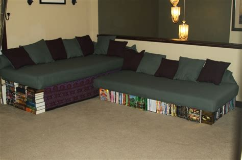 diy furniture couch astounding diy sectional sofa bed you should