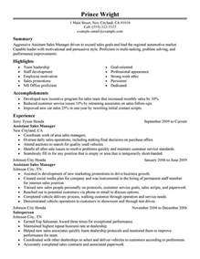 Assistant Service Manager Sle Resume by Assistant Manager Resume Exles Automotive Resume Sles Livecareer