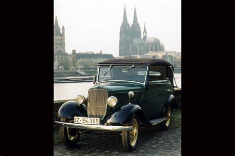 Auto Köln by 85 Jahre Ford Deutschland Buckel Und Badewanne Zu