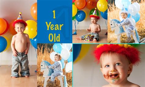 20 Cutest Photoshoots For Your Baby Boy?s First Birthday