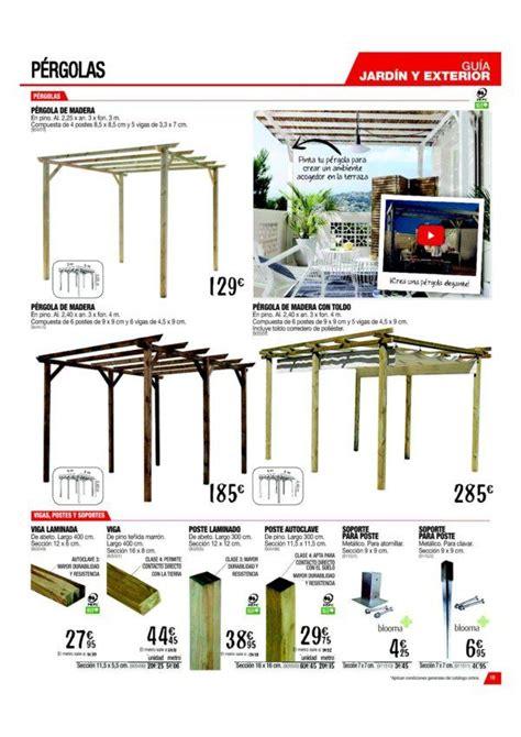 catalogo brico depot especial jardin  exterior  bloghogarcom