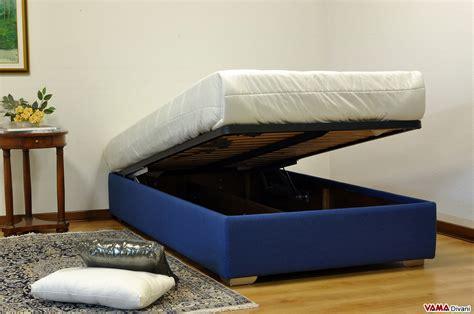 letto con testata contenitore letto con contenitore alla francese senza spalliera anche