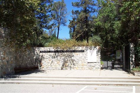 Claremont Botanical Gardens Rancho Santa Botanic Garden Letsgoseeit