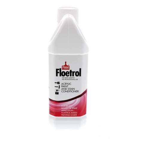 acrylic paint stain floetrol acrylic paint and stain conditioner keeps paint