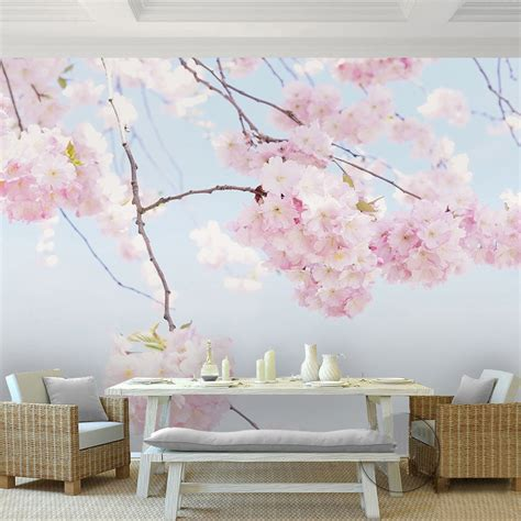 wallpaper flower murals popular floral wall murals buy cheap floral wall murals