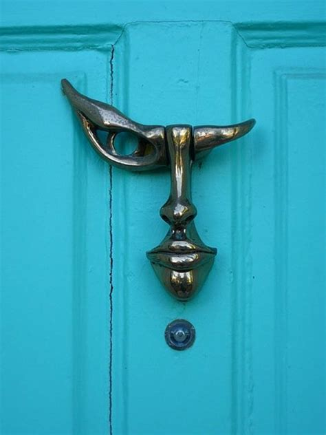 cool door knockers 25 cool and unusual door knockers design swan