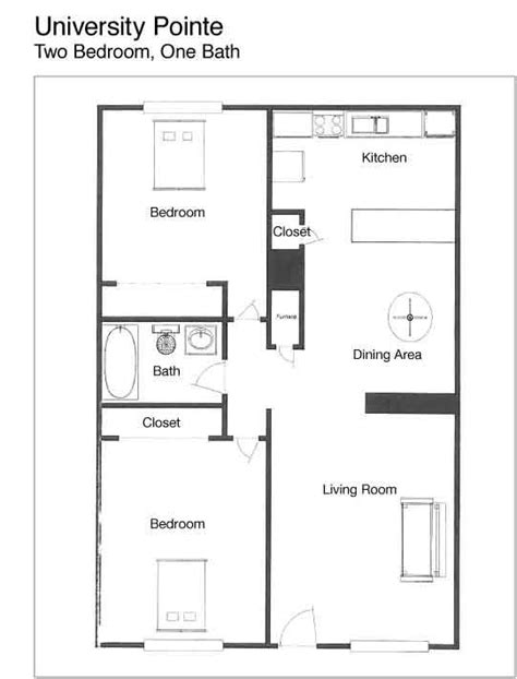 Floor Plans For Small Houses With 2 Bedrooms tiny house single floor plans 2 bedrooms select