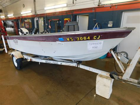 tuffy boats tuffy walleye rage 1989 for sale for 764 boats from