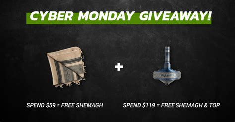The Price Is Right Cyber Monday Giveaways - 2016 blade hq cyber monday knife sale the knife blog