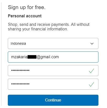 membuat paypal tanpa atm cara membuat akun paypal tanpa kartu kredit terbaru 2018