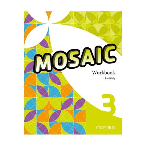mosaic 3 workbook ed oxford libroidiomas