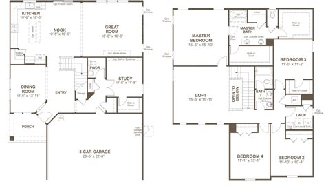 richmond floor plan richmond homes colorado springs floor plans
